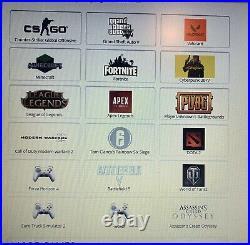 Asus Rog Gamer i7/ RAM 16Go/ 1To+128 Go SSD/ GTX/ 15,6 (facture+garantie)