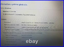 Asus Rog Strix GL553VD Intel Core i5-7300HQ 2,50 RAM 16 Go, 256Go SSD, GTX 1050
