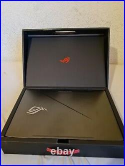 Asus Rog Strix Gl703G / Gtx 1070 mobile / I7-8750H 6 core 12 threads / 16 gb ram