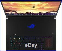 Asus Rog Zephyrus S Gx701gx 17.3 Ordinateur Portable de Jeux Core I7 2.2 Ghz