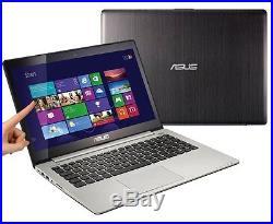 Asus S400CA-CA006H I5-3317U/14 TFT/4GB/500GB HDD + 24GB SSD/Win8