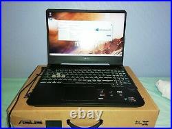 Asus TUF505DT-AL21T, PC Portable 15 Gamer (Comme neuf) + RAM 16 Go Corsair DDR4