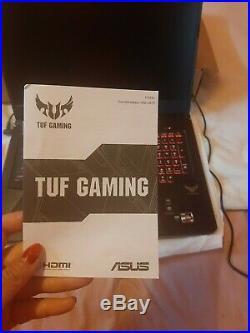 Asus TUF705DT-AU965T, 17.3 pouces, 16 Go RAM, 512 Go SSD, 2.1 GHz, Windows 10+