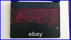 Asus TUF FX505DY Gaming 15.6 AMD R5-3550H, CG RX560X, SSD NVME 512Go Comme Neuf