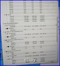 Asus Tuf Gaming FX505DD 15.6 Ryzen 7-3750H 16Go ram SSD 256Go+720Go HDD