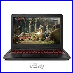 Asus Tuf Jeu Notebook i5-8300H Quad Core 15.6 FHD GTX 1050 8gb Ddr4 1tb SSHD
