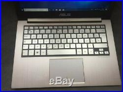 Asus Ultrabook Zenbook 13.3 i7 SSD 128Go