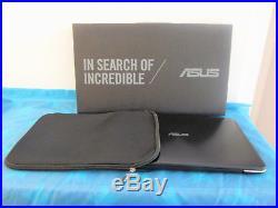Asus VivoBook F555BA AMD A9-9410 16GB RAM 256 SSD Win10 + Office 2016 Pro Plus