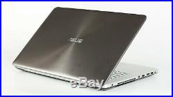 Asus Vivobook Pro N752VX 17 pouces 4K