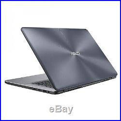 Asus Vivobook R702UB-BX104T gris