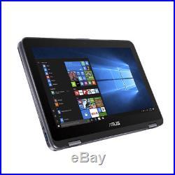 Asus Vivobook Rabattable TP203NA 11.6 Écran Tactile Ordinateur Portable