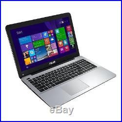 Asus X555LJ-DM342H Core i5-5200U 8GB 1TB Black 15.6 Laptop