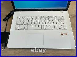 Asus X751BP-TY065T AMD A9-9420 1 TO 6GO (PLASTURGIE CASSEE)