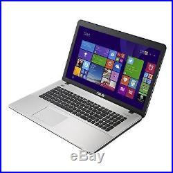 Asus X751LN-TY072H 17.3 Laptop, Intel Core i5 4210u, Nvidia Geforce GT 840m