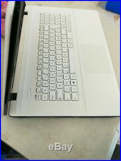 Asus X75VC i5 3230M SSD 240 8go RAM Nvidia Geforce 720M Windows 10