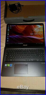 Asus ZenBook Flip 15 UX561U i5-8250U 8GB RAM 128GB SSD + 1 TB HDD