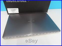 Asus ZenBook Pro UX501VW Intel Core i7 Windows 10 Touch 4K 15.6 Laptop (94392)