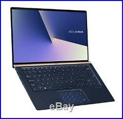 Asus-ZenBook-UX333FN-A3026T Ultrabook 13,3 Bleu Intel Core i7, 8 Go de RAM