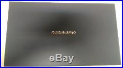 Asus Zenbook Flip S 13.3 Portable Ultrabook Bleu UX370U i7 16Go RAM 512Go SSD