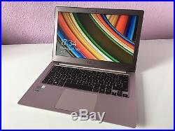 Asus Zenbook UX303L 13,3 Intel Core i5 1,7GHz 8GB RAM 500GB HD
