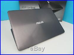 Asus Zenbook UX305CA-FB005T Intel Core M3 Windows 10 13.3 Laptop (97495)