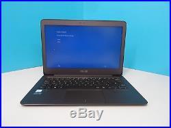 Asus Zenbook UX305CA Intel Core M 8GB 128GB 13.3 Win 10 Laptop Grade C (17816)