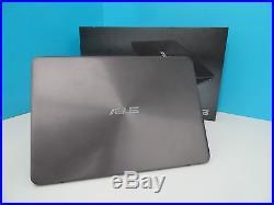 Asus Zenbook UX305FA Intel Core M 8GB 128GB Windows 8.1 13.3 Laptop (13822)