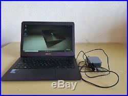 Asus Zenbook UX305F Intel 2 Ghz 4Go SSD 128 Go Ultra fin / Léger / Rapide