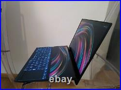 Asus Zenbook duo UX481FL-HJ129R 14 double écrans tactiles, i7, SSD1To, Nvidia