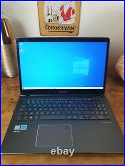 Asus Zenbook flip Ux561ua Bo039t i7 8550/ 16go DDR4/ 256go ssd m2+ 1To/ Tactile