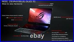 Asus Zephyrus Duo 15'' I7 SSD 1 To RAM 32 Go En Exclusivité