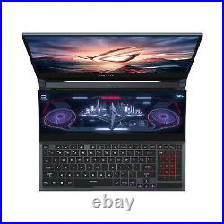Asus Zephyrus Duo GX550LWS-54T 15'' I7 10875H 2.3 GHz SSD 1 To RAM 32