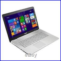 Asus-n751jk T4151h-ordinateur Portable 17,3 Intel Core