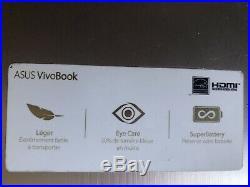 Asus vivobook i5-7200U / gtx 920MX / 8go ram / 128go ssd