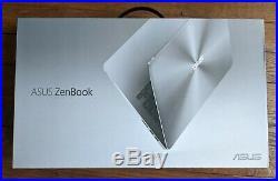 Asus zenbook UX410UA intel core i7 16gb ram SSD 128GB + HDD 1TB propre