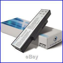 Batterie pour ordinateur portable ASUS K73S Société française