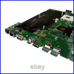 For ASUS G55VW Laptop carte mère GTX660M 4 RAM Slots 60-NB7MB1200 Motherboard