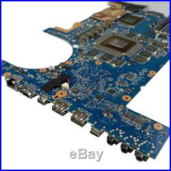 For ASUS ROG G752V G752VS carte mère WithI7-6820HQ GTX1070 Laptop Motherboard V8GB