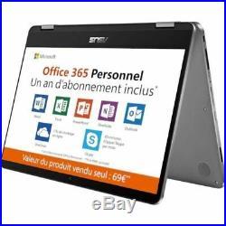 INT405 ASUS VivoBook Flip 14 Ecran Tactile Pentium 2,7Ghz 64Go SSD 4Go + Office