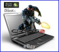 MSI GT780DX i5 3.1Ghz 8Go GTX 570m 3Go en slot (évolutive), SSD 120Go+ HDD 500Go