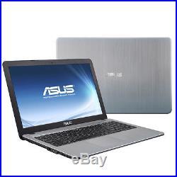 Notebook ASUS F540LA Intel i3-4005U 500GB 4GB Intel HD4400 silber USB 3.1