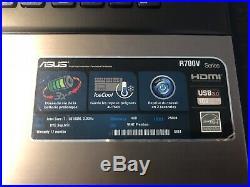 Ordinateur Portable Asus R700V