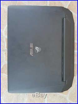 Ordinateur Portable Gamer Asus ROG G750JM-T4051H Noir i7 17.3 Pouces Full HD