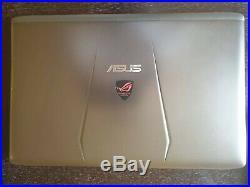 Ordinateur Portable Gaming ASUS ROG GL752VW