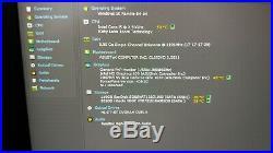 Ordinateur Portable Notebook ASUS G553VD FY383T, i5 GTX 1050 8 GB RAM SSD