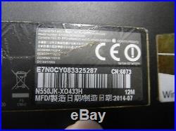 Ordinateur asus model N550JK-X0433H (hors service)