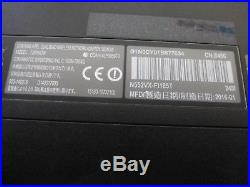 Ordinateur asus model N552VX-FI185T (hors service)