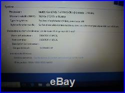 Ordinateur gamer asus model G551JX-DM343T (occasion)