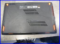Ordinateur gamer asus model GL753VD-GC015T (hors service)