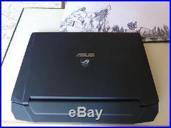 Ordinateur portable ASUS ROG G750JM-T4109H